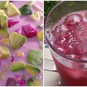 12 Resep minuman dari biji selasih, segar dan mudah dibikin