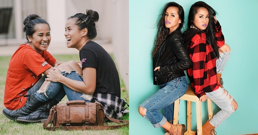 12 Potret kompak Chika dan Lia Waode, sibling goals abis