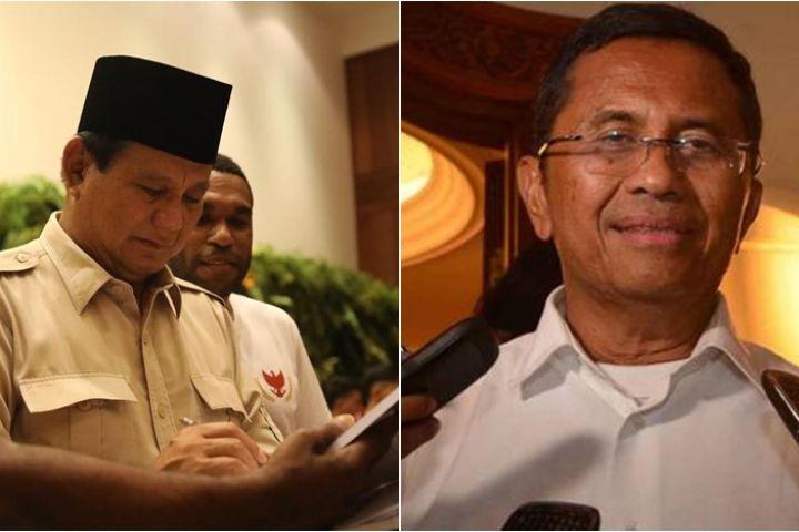 6 Mantan menteri pendukung Jokowi ini di barisan 'kabinet' Prabowo