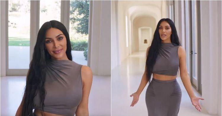 8 Foto rumah megah Kim Kardashian di California, mirip galeri seni