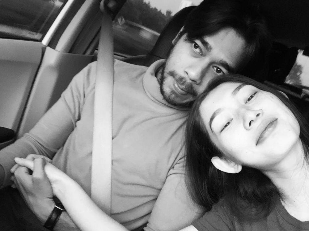 Wafda & pacar barunya © 2019 Instagram