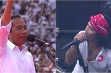12 Aksi panggung seleb di Konser Putih Bersatu, penuh semangat