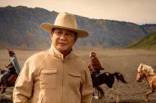 Salawat bergema iringi Prabowo berangkat ke lokasi debat
