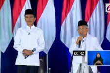 Ini arti 4 nama unik rancangan program kerja Jokowi-Ma'ruf