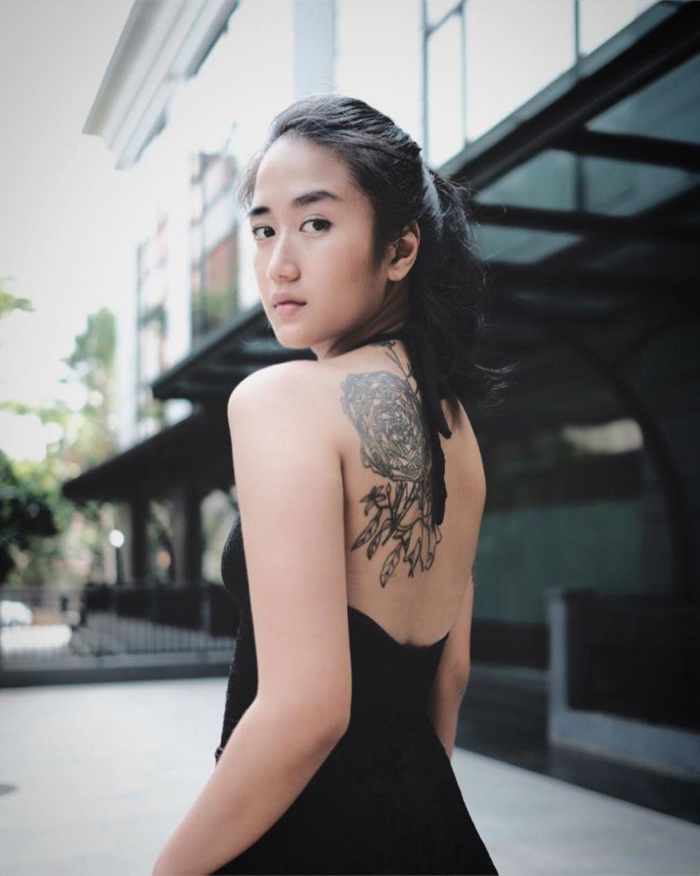peserta masterchef punya tato © Instagram