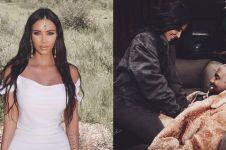 8 Potret asyik Kim Kardashian liburan di Bali bareng Kanye West