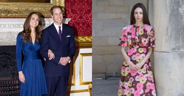 6 Fakta Rose Hanbury, wanita yang diduga selingkuhan Pangeran William