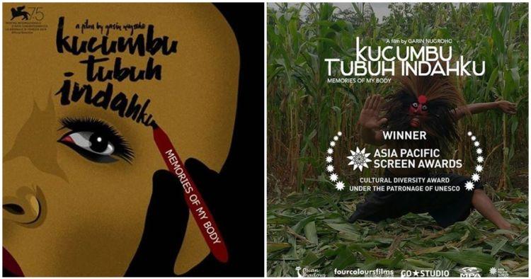 5 Fakta film Kucumbu Tubuh Indahku, raih penghargaan internasional
