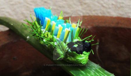 karya sikat gigi bekas © 2019 brilio.net