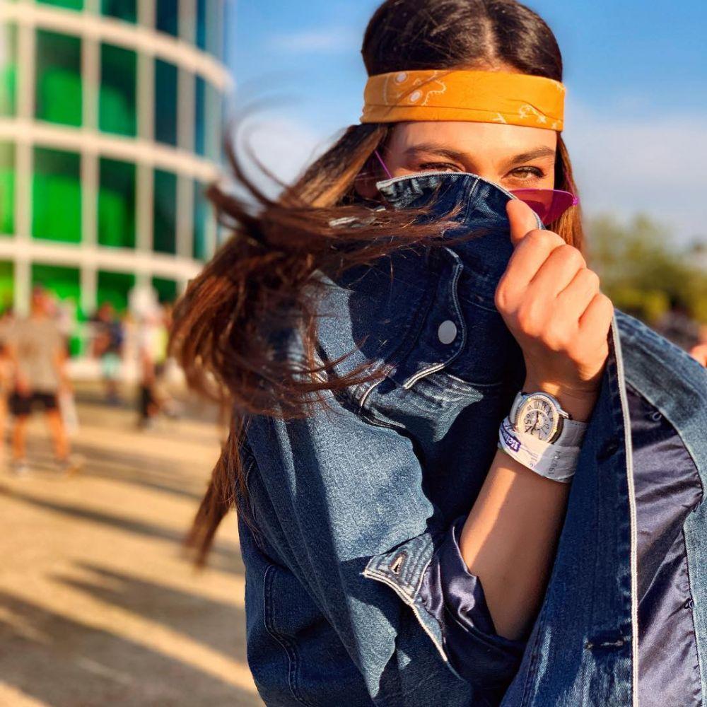 festival Coachella di California istimewa