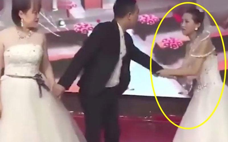 Pria ini didatangi mantan pas pesta pernikahan, istrinya kabur