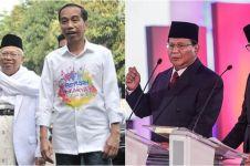 Ini gaji Jokowi maupun Prabowo jika salah satu terpilih presiden
