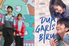 10 Potret di balik layar film Dua Garis Biru, tampilkan Zara JKT48