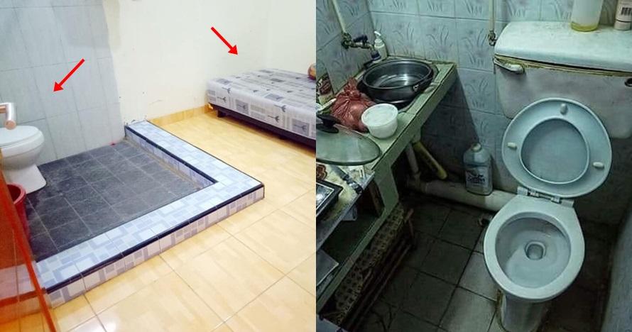 10 Potret kos-kosan kamar mandi dalam ini bikin gagal paham