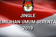 Ini jingle Pemilu 2019, diaransemen Eross S07 dinyanyikan Kikan