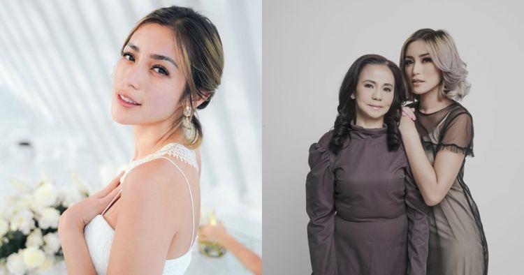 7 Pesona ibunda Jessica Iskandar, gayanya nggak kalah modis