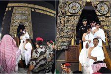 3 Presiden Indonesia ini dapat keistimewaan pernah masuk Kabah