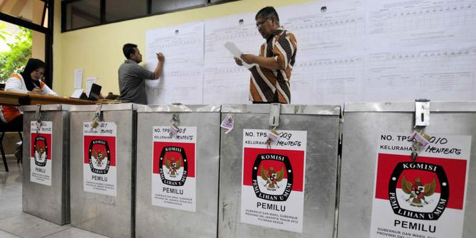 Masuk kerja saat pemilu, para pekerja wajib dapat uang lembur