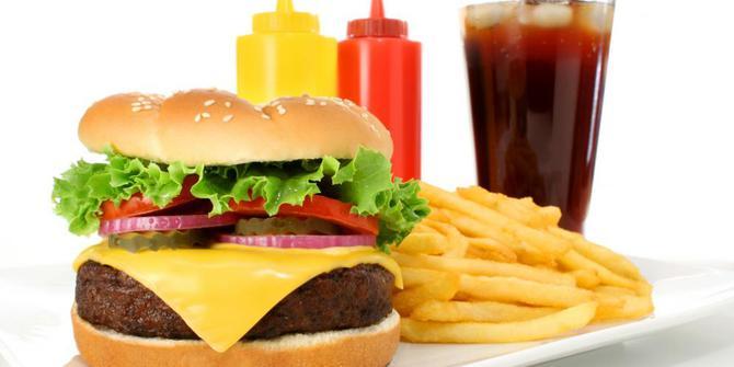 junk food fast food ©merdeka.com