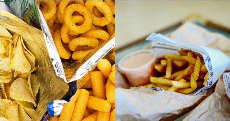 Fast food dan junk food ternyata nggak sama, ini 5 perbedaannya