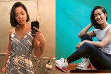 10 Pesona eksotis Vanessa Budihardja, pacar cantik Dipha Barus
