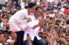 Presiden Jokowi: Habis nyoblos ya tidur aja, capek