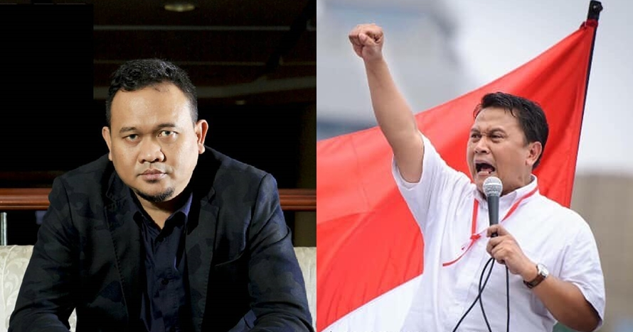 Mardani Ali komentari umrah Jokowi, balasan Cak Lontong ini menohok