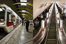 5 Stasiun kereta bawah tanah terdalam di dunia