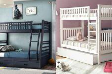 20 Desain tempat tidur tingkat, simpel dan nyaman