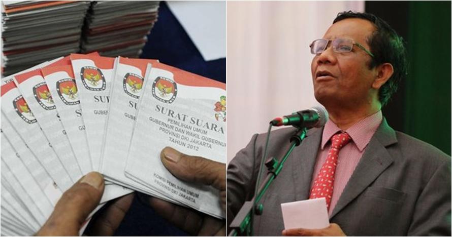 Mahfud MD prediksi pemenang Pilpres 2019 ketahuan jam 17.00