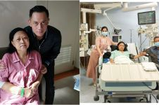 Kabar terbaru Ani Yudhoyono, kini transfusi darah tiap hari