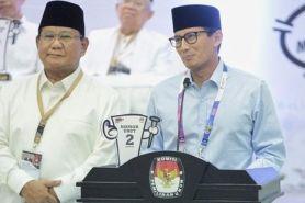 Prabowo-Sandi klaim menang berdasarkan hasil Exit Poll internal