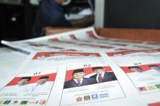 Suara 80,08%, quick count LSI Denny JA Jokowi 54,69% Prabowo 45,31%