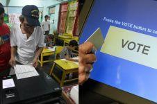 8 Negara ini tak lagi pakai paku untuk coblosan pemilu