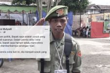 Kisah petugas keamanan tolak 'serangan fajar' caleg, bikin salut