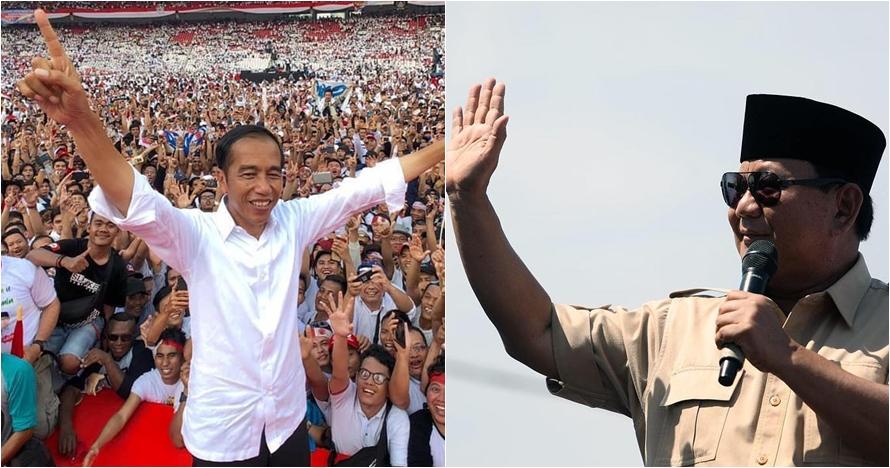 Suara 79,90%, quick count Litbang Kompas Jokowi 54,20% Prabowo 45,80%