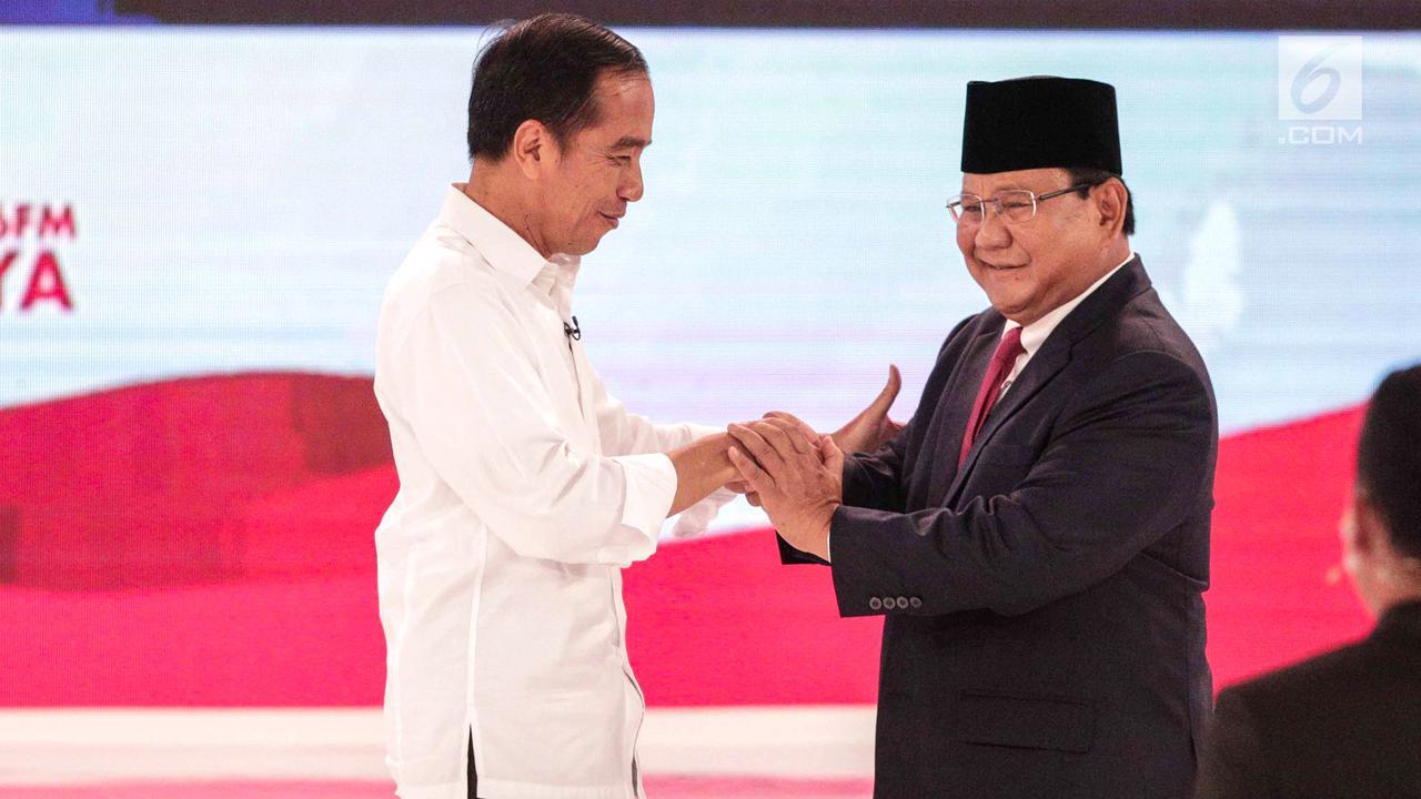 Quick count Indo Barometer capai 89%, Jokowi terus memimpin