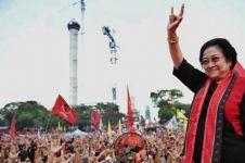 Megawati ucapkan terima kasih kepada Prabowo