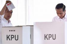 Gaya Jokowi nyoblos dari masa ke masa, sejak Pilkada Solo