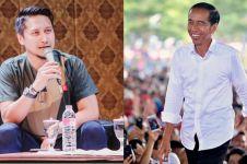 Arie Untung hapus postingan ucapan selamat Jokowi, ini alasannya