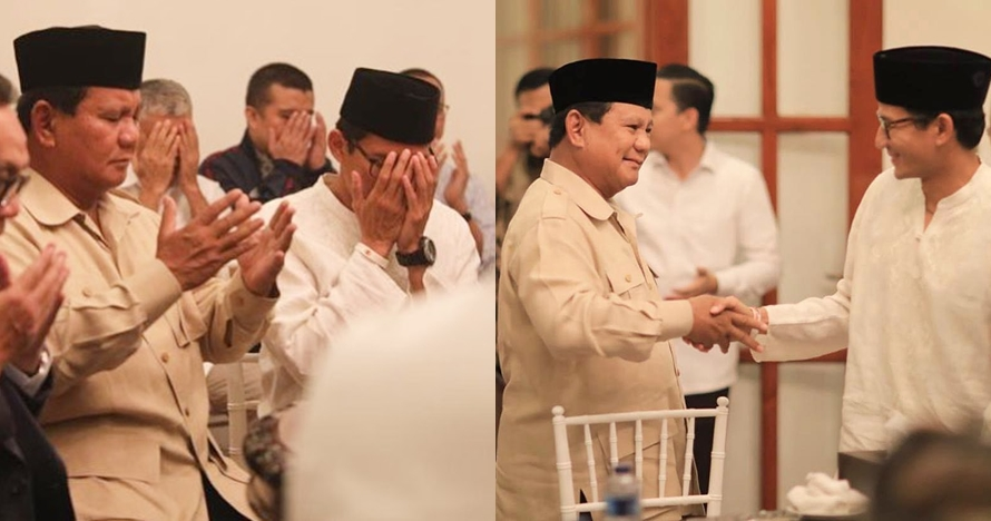 7 Provinsi ini dimenangkan Prabowo-Sandi versi quick count