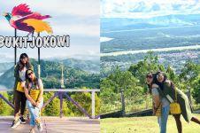 8 Pesona indah bukit Jokowi di Jayapura, wisata Instagramable