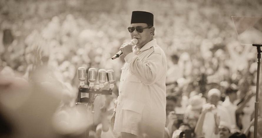 Klaim menang, Prabowo sebut dirinya sudah Presiden Indonesia