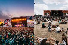 10 Festival musik terbesar di dunia, sampai 3 juta orang lebih