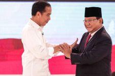 Quick count LSI Denny JA capai 99,50%, Jokowi ungguli Prabowo 11%