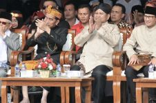 Suara 97,11% quick count SMRC, Jokowi raup 54,86% Prabowo 45,14%