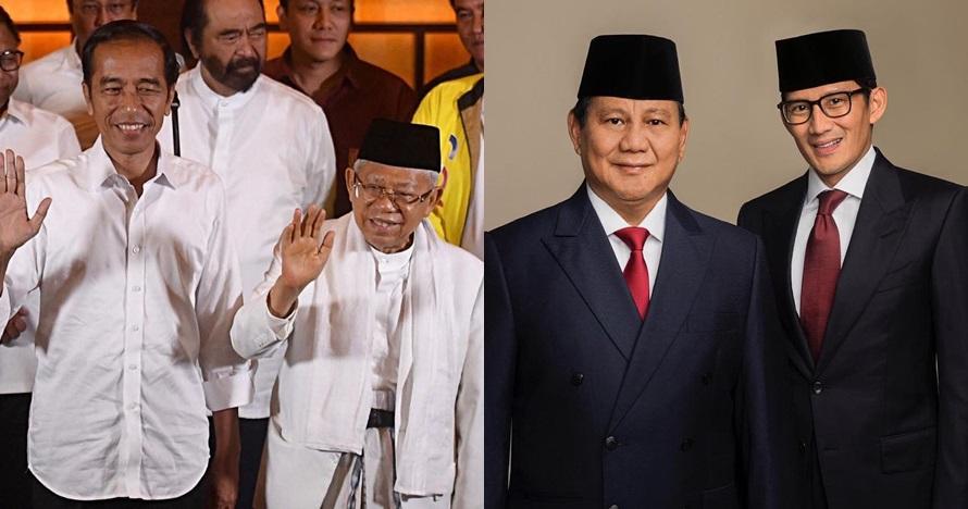 Ini hasil penghitungan suara Jokowi vs Prabowo di 11 negara