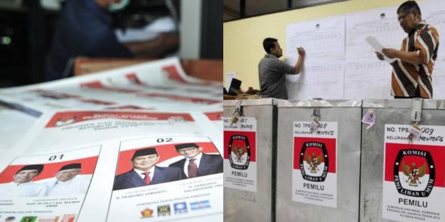 Pemungutan suara di luar negeri, Prabowo-Sandi unggul di Islamabad
