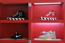 Sneakerpeak The Fifth ajak pengunjung berkreasi dengan sepatu