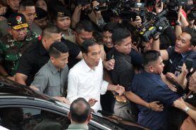 Jokowi sebut quick count sudah 100%
